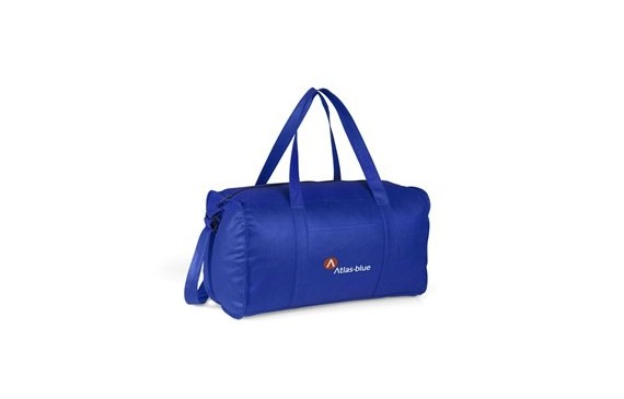Monza Sports Bag - Blue Only