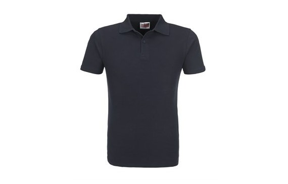 US Basic First Mens Golf Shirt