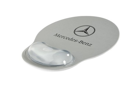 Colourburst Mousepad - Silver Only