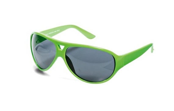 Cruise Sunglasses - Lime Only