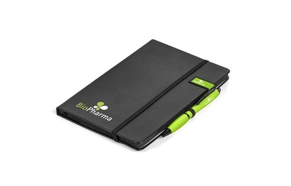 Century Usb Notebook Set - Lime