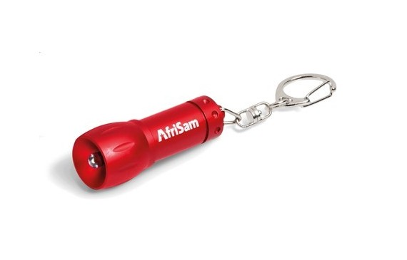Galactica Torch Keyholder - Red Only