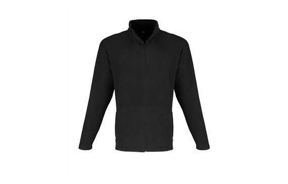 US Basic Mens Yukon Micro Fleece Jacket