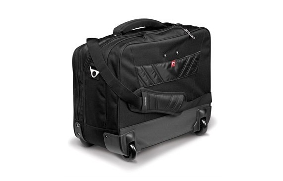 Elleven Checkpoint-Friendly Tech Trolley Bag