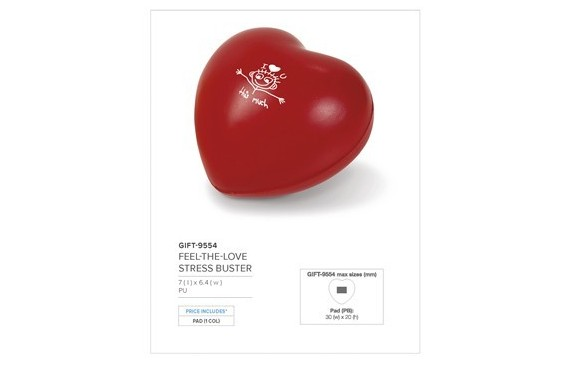 Feel-The-Love Stress Ball