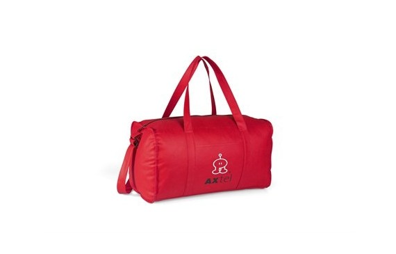 Monza Sports Bag - Red Only