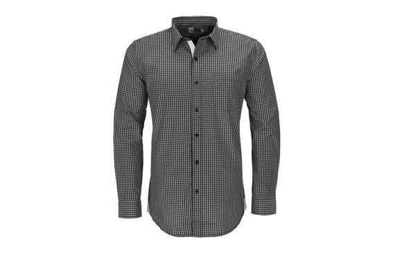 US Basic Kenton Mens Long Sleeve Shirt