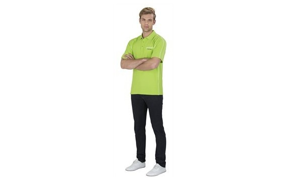 US Basic Pontiac Mens Golf Shirt
