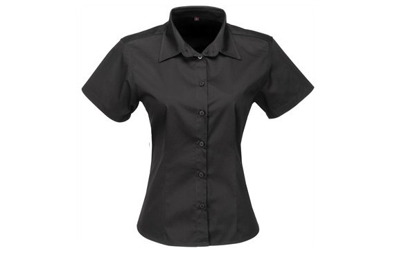 US Basic Ladies Short Sleeve Milano Shirt