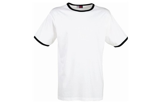 US Basic Adelaide Mens Contrast T-Shirt