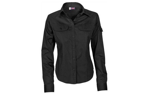 US Basic Phoenix Ladies Long Sleeve Shirt