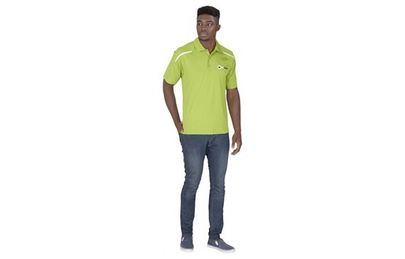 Elevate Nyos Mens Golf Shirt