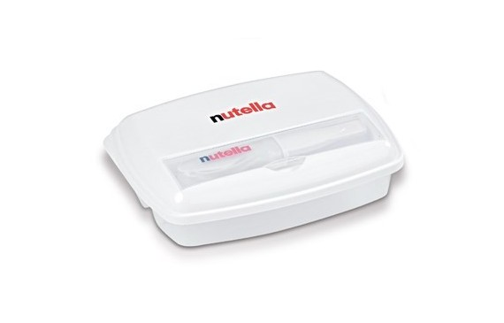 Bon Appetit Lunch Box - Solid White Only