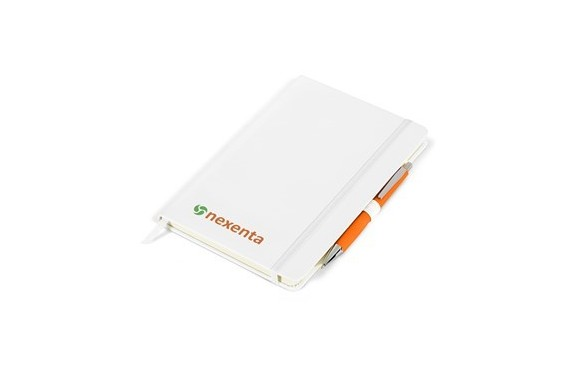 Plaza Notebook Set - Orange
