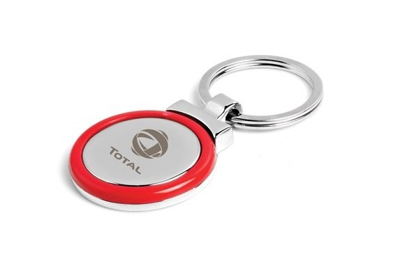 Charleston Keyholder - Red Only