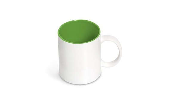 Kaffeine Mug - Lime Only