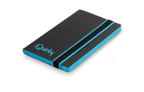 Broadband A5 Notebook - Turquoise Only