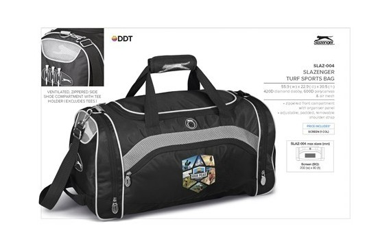 Slazenger Turf Series Sports Bag