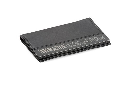 Zara Card Holder & Mirror - Black Only