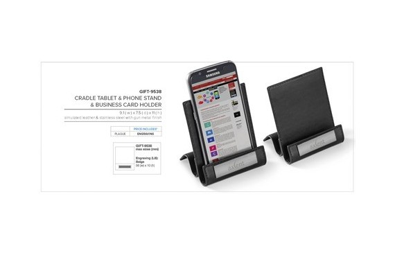 Cradle Tablet Stand