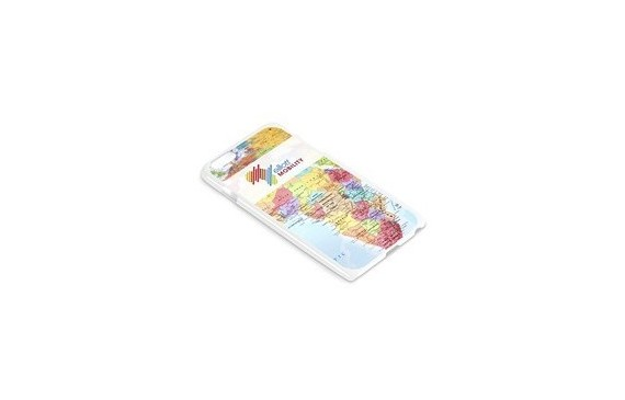 Iphone 6 Plus Cover - Solid White - 1