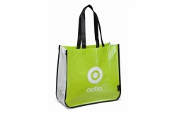 Monte Carlo Large Shopper - Lime Only - 1