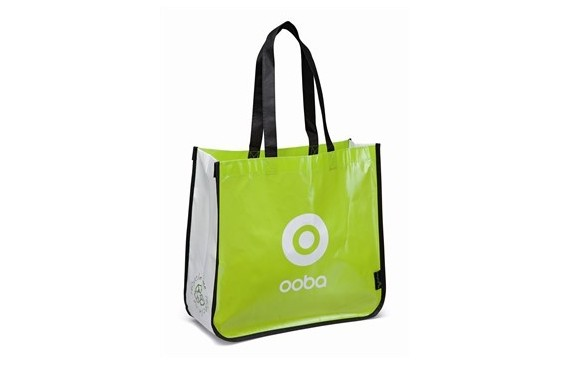 Monte Carlo Large Shopper - Lime Only
