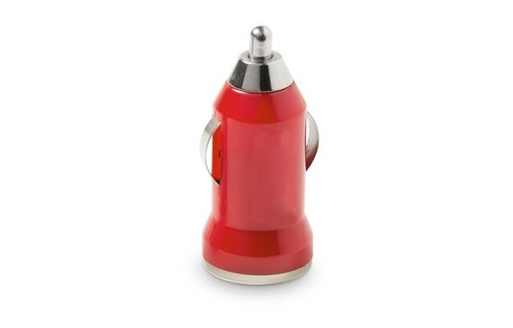 Circuit Usb Car Charger- Red Only
