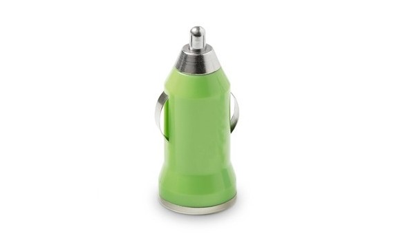 Circuit Usb Car Charger - Lime Only - 1