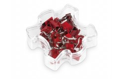 Jigsaw Binder Clips - Red Only - 1