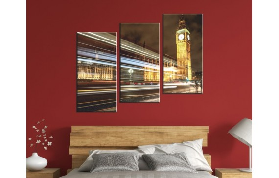 Cities & Architecture Canvas 002