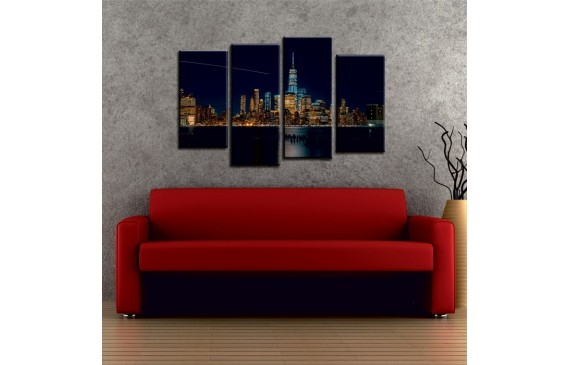 Cities & Architecture Canvas 007
