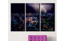 Cities & Architecture Canvas 013