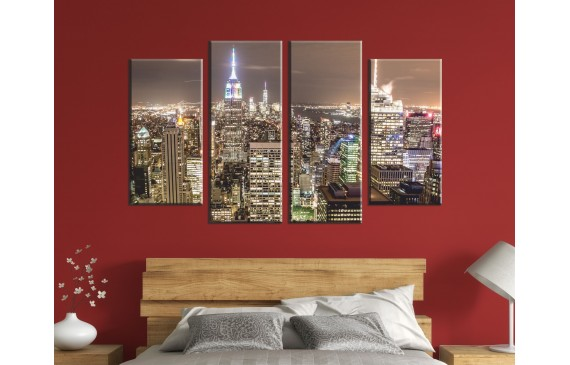 Cities & Architecture Canvas 019