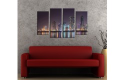 Cities & Architecture Canvas 022