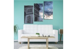 Cities & Architecture Canvas 028