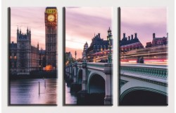 Cities & Architecture Canvas 023