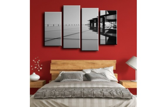 Cities & Architecture Canvas 031