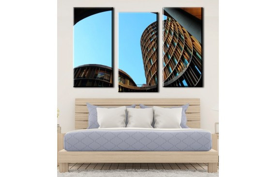 Cities & Architecture Canvas 032