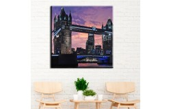 Cities & Architecture Canvas 035