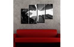 Cities & Architecture Canvas 038