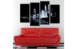 Cities & Architecture Canvas 044