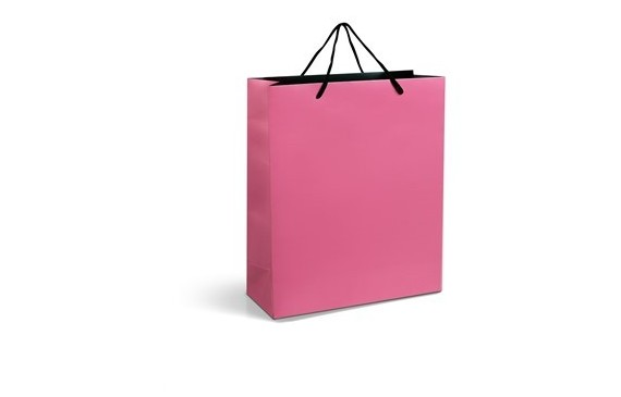 Glamour Maxi A3 Gift Bag-Pink Only