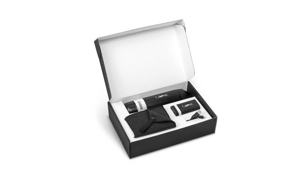 Bandit Three Gift Set - Solid White Only