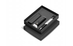 Omega Nine Gift Set 2200mAh - Black Only - 1