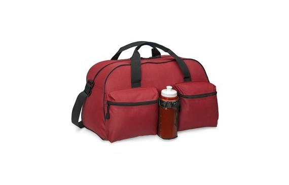 Columbia Sports Bag - Red Only