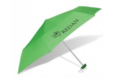 Rainbow Compact Umbrella - Lime Only - 1
