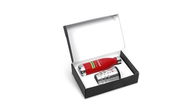 Omega Two Gift Set - Red
