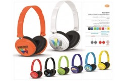 Omega Wired Headphones - 1