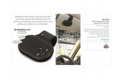 Venture Hands-Free Bluetooth Car Kit - 1